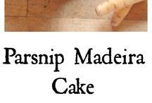 Baking - Loaf Cakes
