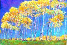 bomen kunst