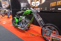 Motor Bike Expo 2016 (Verona MotorBikeExpo) / Fiera Expo dedicata alle moto e ai motociclisti, in special modo al settore custom e personalizzazioni