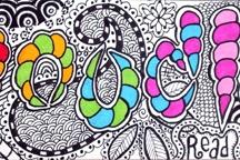 Zentangle/Doodles / by Celia Erickson