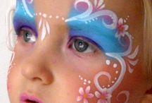 maquillaje para nenas