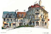 Kreslenie - Svet