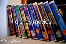 Disney Movies / by Cynthia Pennock