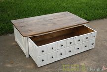 Furniture / by Debra Hornsby Ray