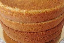 Biscocho perfecto y a la vez mezcla p cupcakes