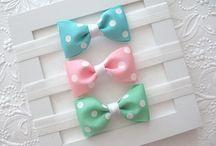 Baby Girl Headband Ideas
