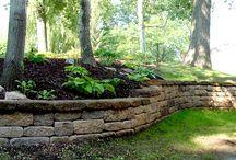 Ideoita pihaan/garden ideas
