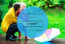 Things to do in winter in Sydney with kids