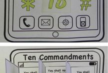 Bible Ten Commantment