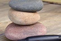 Grabado de piedras