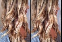 Fall Colors (Hair)