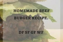 My Recipes / Recipes from theadventuresofanallergymummy.co.uk - mostly free from dairy soya gluten and wheat