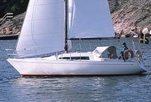 Aphrodite 30 sailboat / Kategoriałódź żaglowa dł. całk.8,95 m dł. LW7,22 m szerokość2,76 m zanurzenie1,55 m inf. ogólne KonstruktorzyCarl Beyer rok konstrukcji1973 stoczniaBrofjordens Marin produkowany do roku1980 liczba jednostekdo 1980 : 115 silnikYanmar moc8 hp wyporność3 300 kg zanurzenie1,55 m materiał kiluołów balast1 600 kg procent wagi kilu48 % koje5 kambuztak wc1 Bottom paint:23 m2
