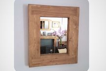 Marc Wood Joinery on Folksy UK; handmade cabinets, frames & mirrors / Shop for our handmade modern rustic furniture, cabinets, mirrors and picture frames on Folksy UK.