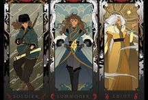 Grisha / Leigh Bardugo's Grisha Trilogy, Shadow and Bone, Rise and Ruin, Siege and Storm