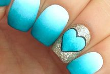 Nail Art~♥ / Fun looking nail ideas I want to try out someday!~♥
