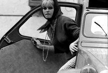 Actrices en Noir & Blanc / Les belles actrices essentiellement en photos noir et blanc