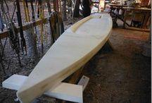 Foam & Pvc Pipe Boats