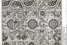 knitting - motif