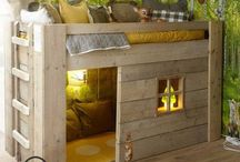 Parvi / loft bed