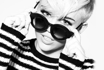 Miley Cyrus / an awesome human being | one of my biggest inspirations