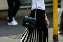 Purse inspo from my black and white dress