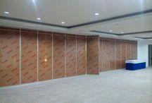 pintu lipat / Pintu lipat untuk ruang meeting, ballroom hotel, auditorium, ruang ibadah dll. Kunjungi http://sumberpintulipat.com