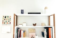House Organization / The difference between a house and a home is the feeling of freedom.