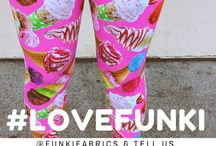 Why do you #LoveFunki? / We're spreading the love this Valentine's Day and we want you to too. We want to know why you love our fabrics! Our favourite answer will win a huge 25% discount to use throughout the whole of March! So, what are you waiting for?