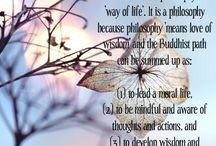 ॐ Buddhism(Zen) ॐ / by Kimberly