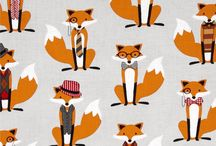 Cute Fabric / by Cindy Campbell