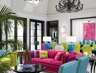 My Favorites / Mostly decorating ideas, as you can tell I love bright colors