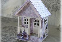 3D paper / Itens para festa, decoração, lembranças, personalizados, moldes... Tudo feito de papel em 3D.
