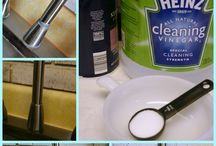 Cleaning/Organizing Tips / by Carmen P