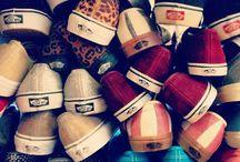 Vans shoes / by Giuliana Viani