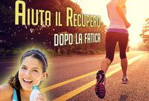 Integratori per Sportivi / VitaminSport - Linea di integratori alimentari Dr. Giorgini dedicata a chi pratica attività fisica.