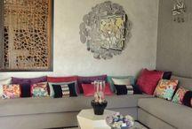 Espace Deco - Salon Marocain Moderne