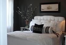 Master bedroom ideas / by Stephanie Monroe
