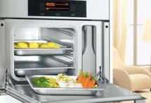 Home Appliances / Our Vernon Appliance Store carries a variety of brands, including GE, American Range, Gaggenau, Maytag, Whirlpool, Wolf, and more.