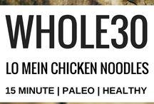 Whole30 Recipes