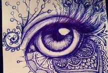 Art and doodels