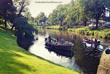 Breda in the Netherlands (Holland)