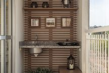 PANTRY/BALCONY