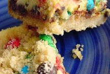 Recipes: Cookies, Bars