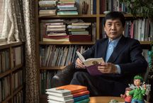 CAO Wenxuan 曹文轩 / Author, winner of the Hans Christian Andersen Award for writing 2016