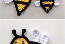 decorazione ape