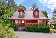 Smoky Mountain Cabins & Lodging / by Paula Freeman