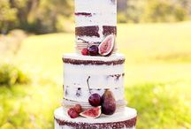 Naked cakes <3