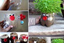 Κατασκευές για λουλούδια