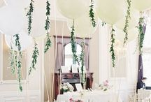 wedding stand
